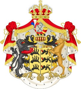 Dukes of Urach coat of arms