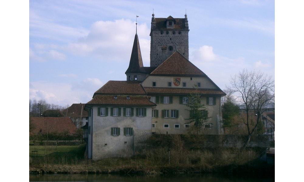aarwangen castle