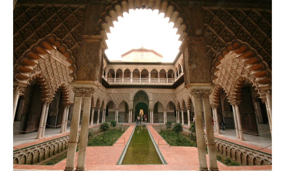 alcazar of seville