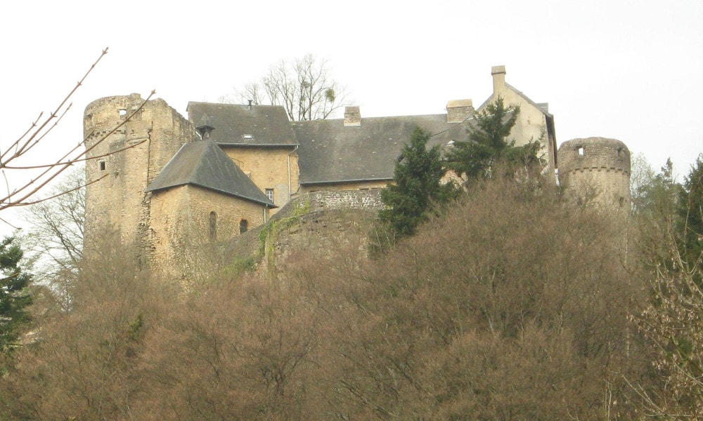 ansembourg castle