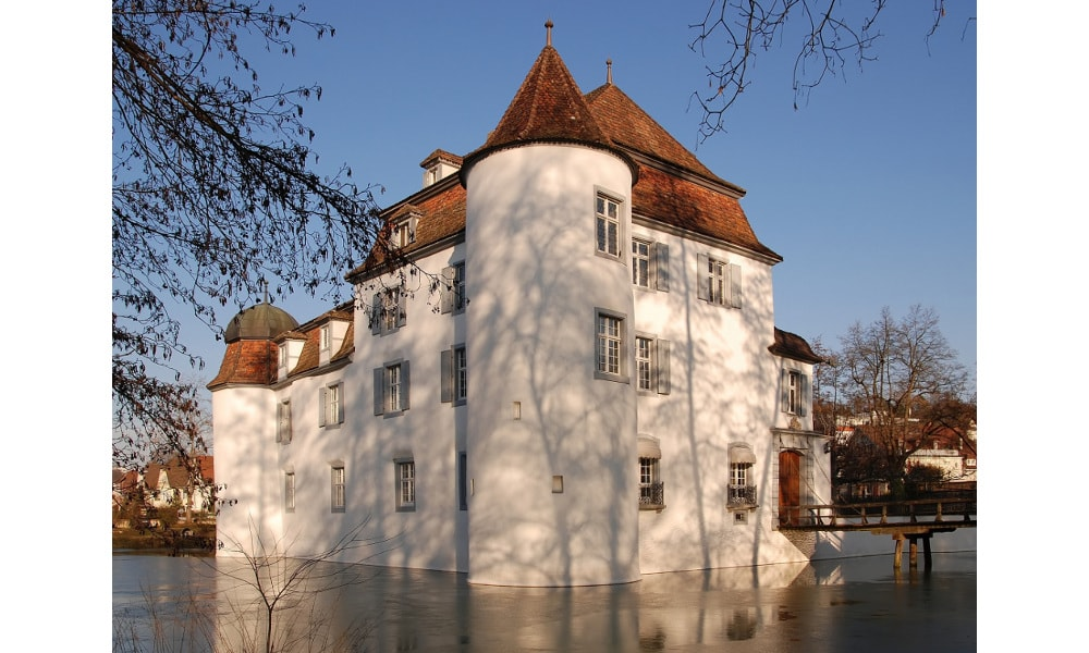 bottmingen castle