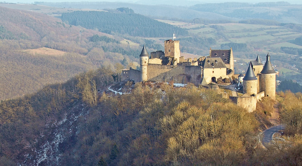 bourscheid castle