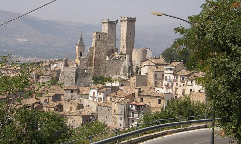 castello caldora