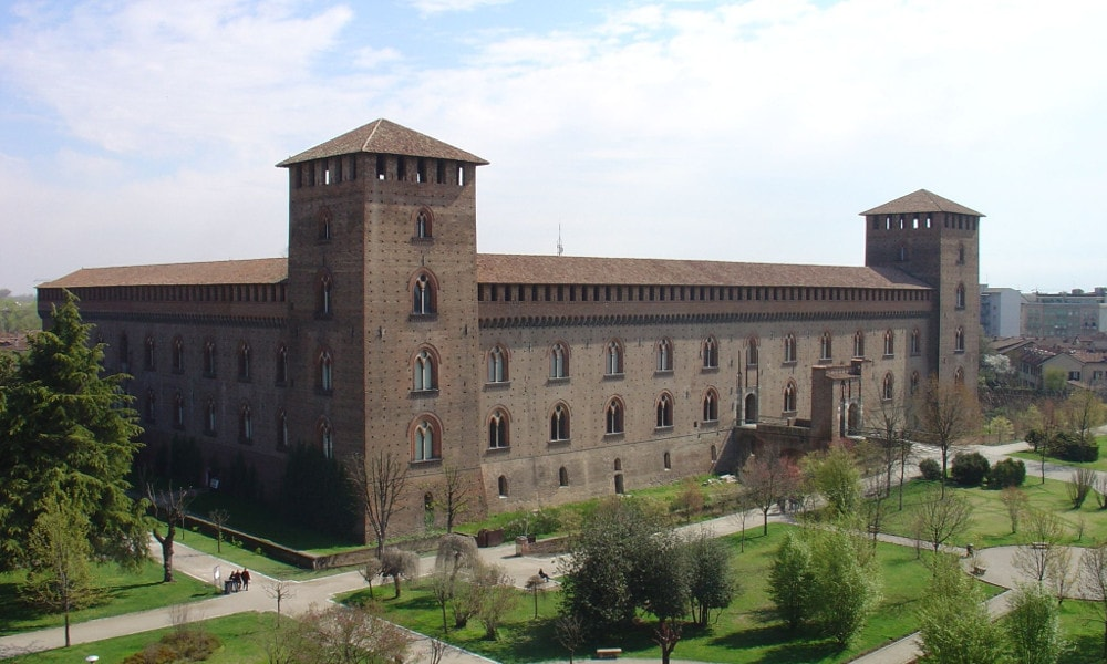 castello visconteo