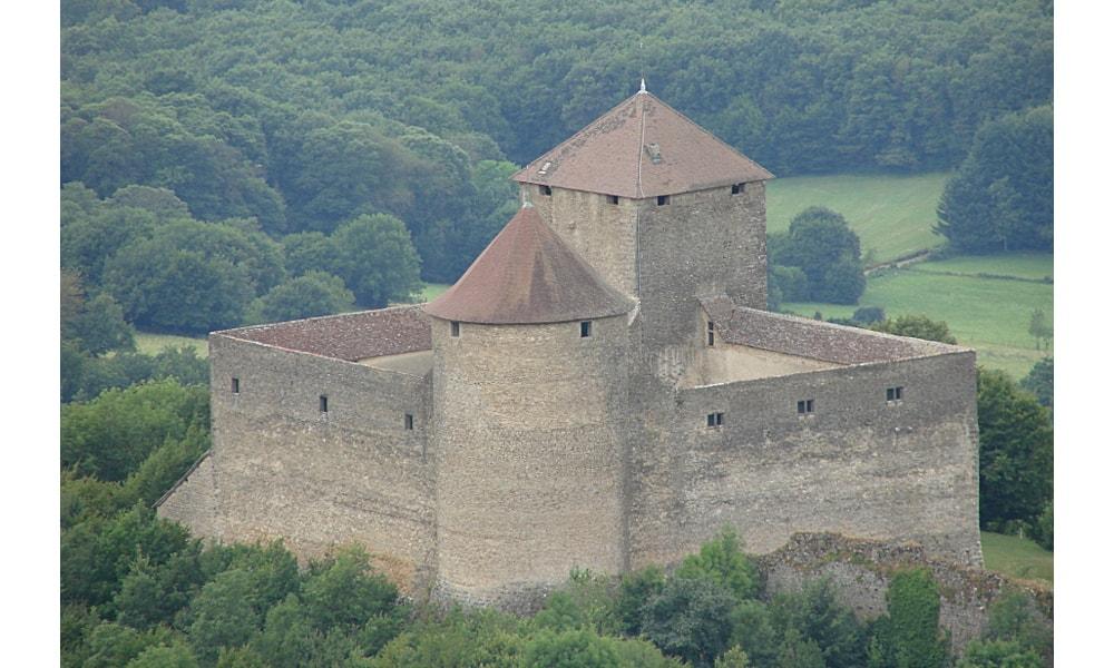 castle des allymes