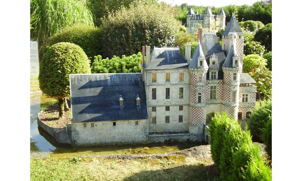 castle des reaux