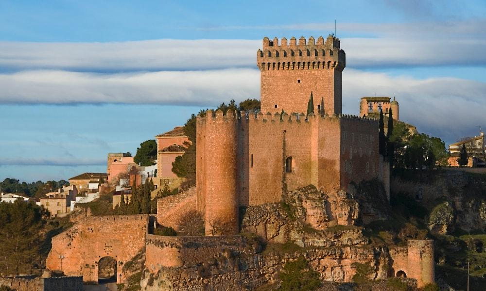 castle of alarcon