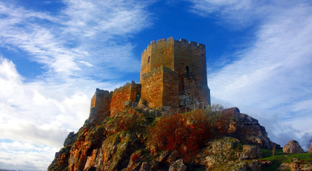 castle of algoso