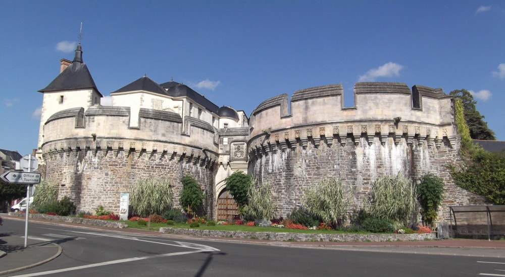 castle of ancenis