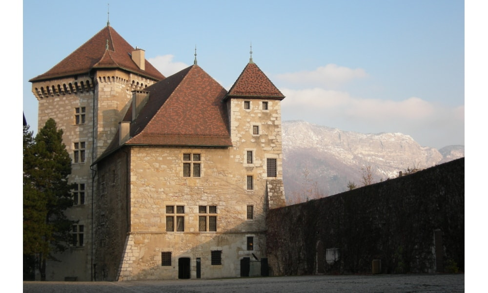 castle of annecy