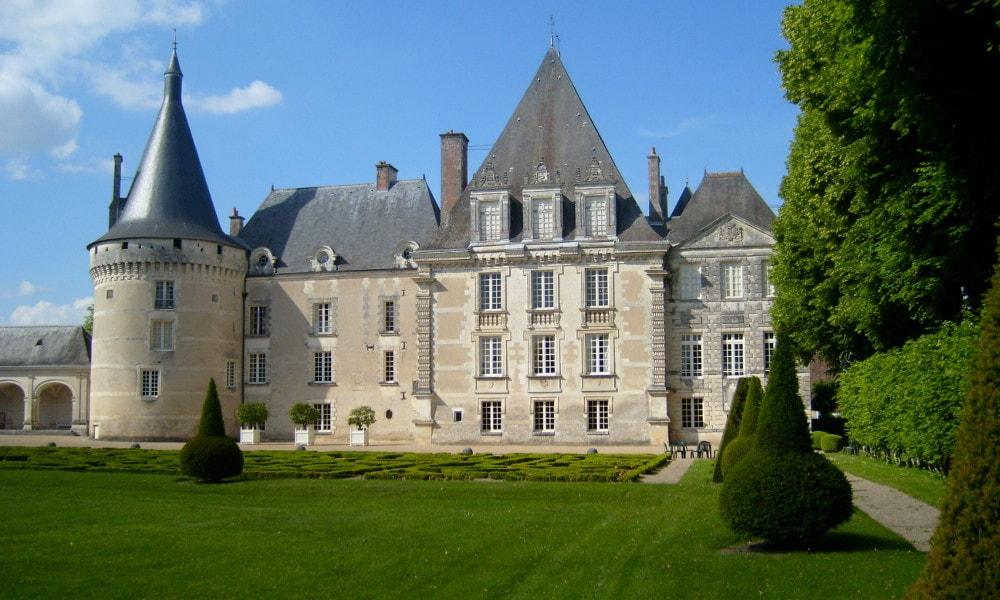 castle of azay-le-ferron