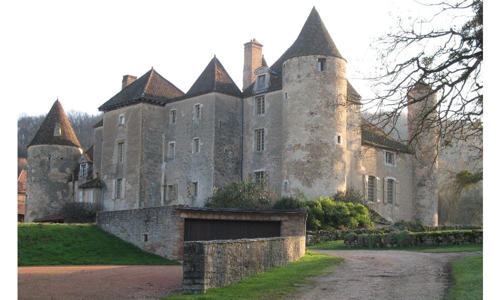 castle of balleure