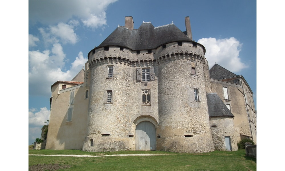 castle of barbezieux