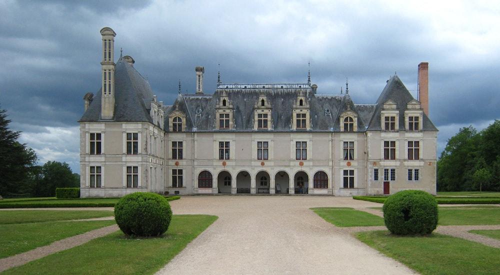castle of beauregard