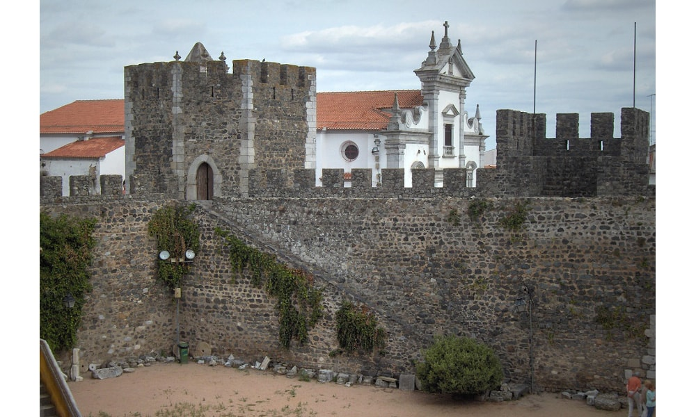 castle of beja