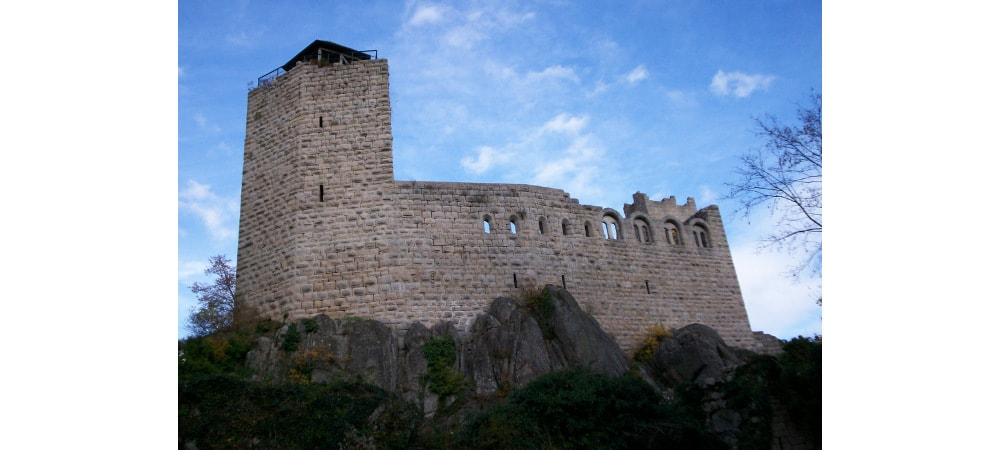 castle of bernstein