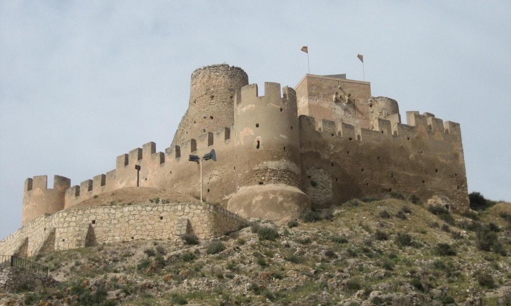 castle of biar