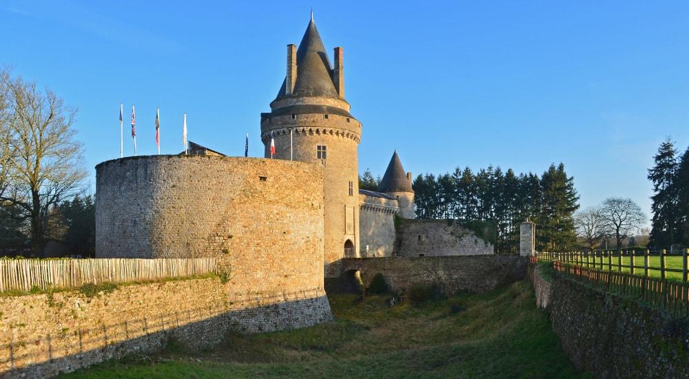 castle of blain