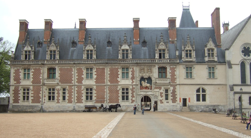 castle of blois
