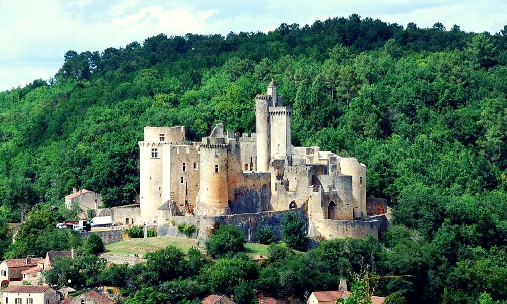castle of bonaguil