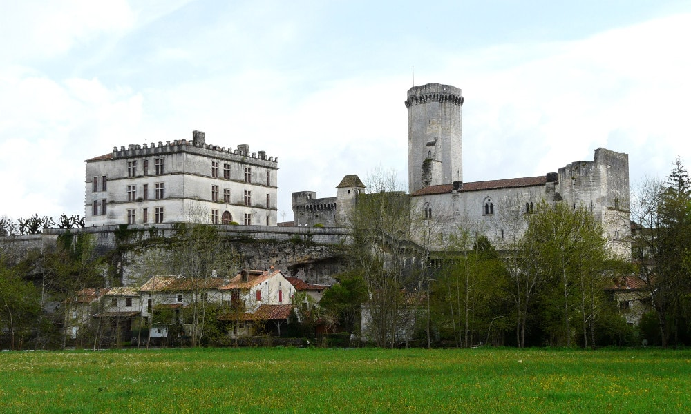castle of bourdeilles