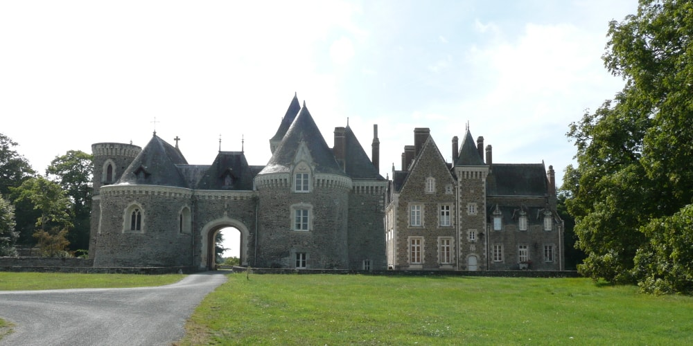 castle of bourmont