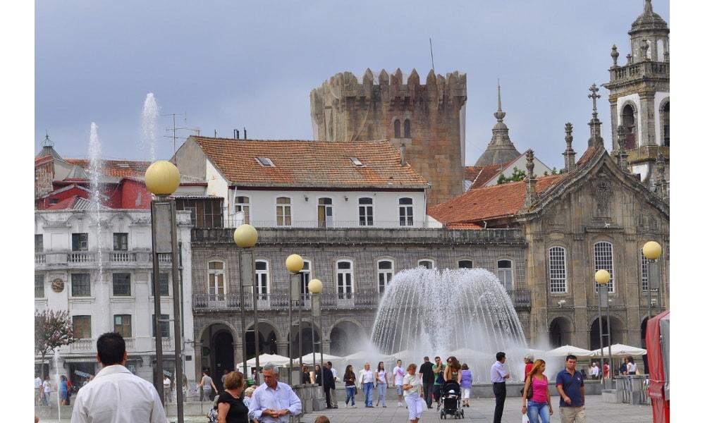 castle of braga