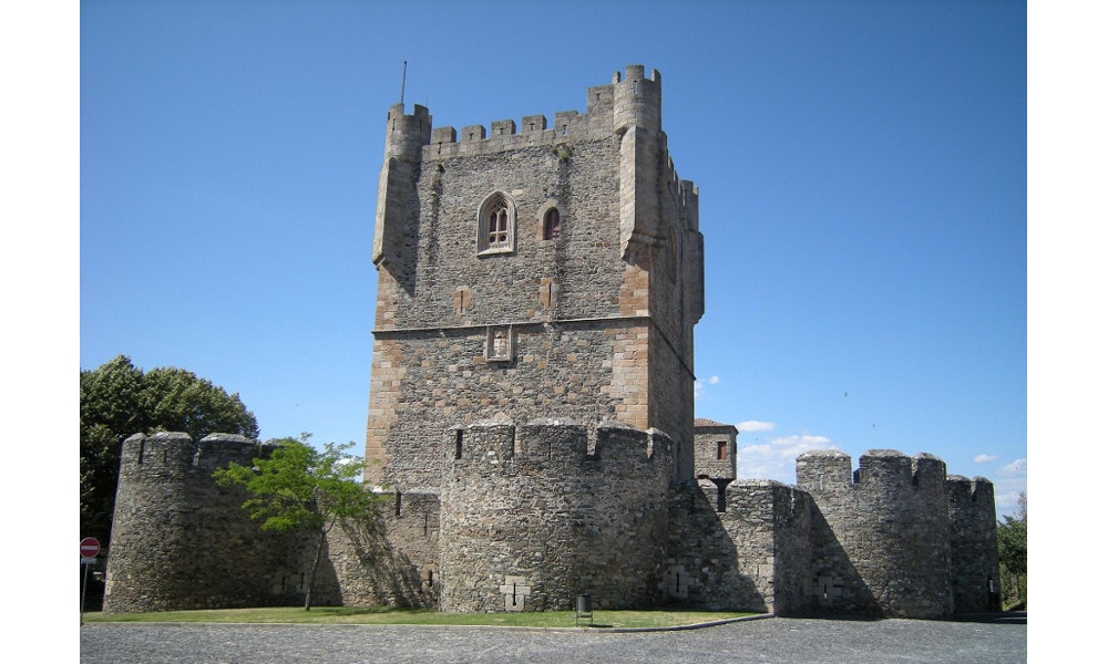 castle of braganca