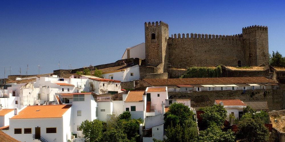 castle of campo maior