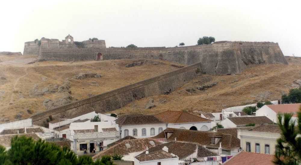 castle of castro marim