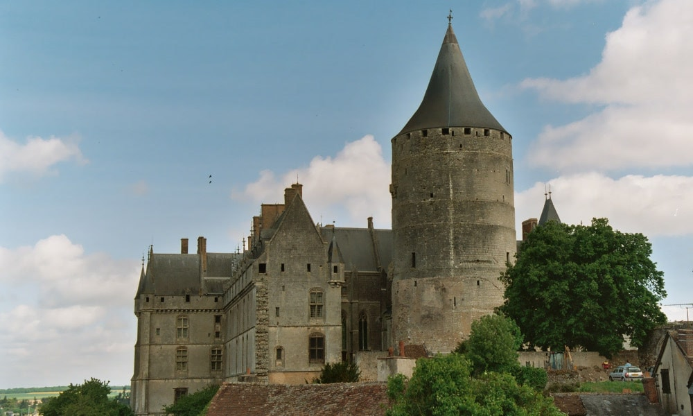 castle of chateaudun
