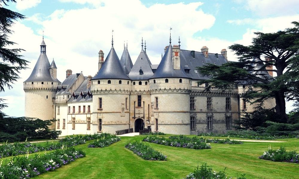 Castle Of Chaumont Sur Loire