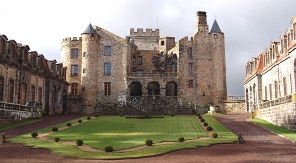 castle of chazeron