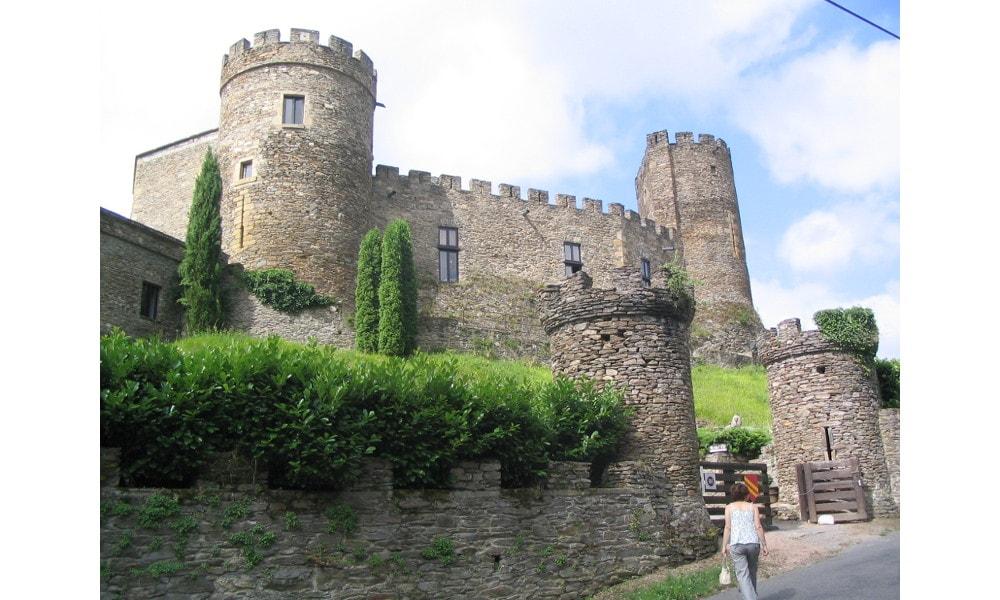 castle of chouvigny