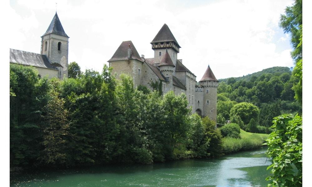 castle of cleron