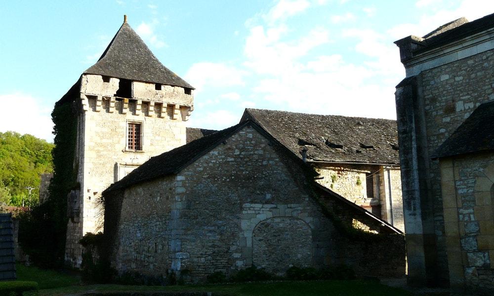 castle of condat