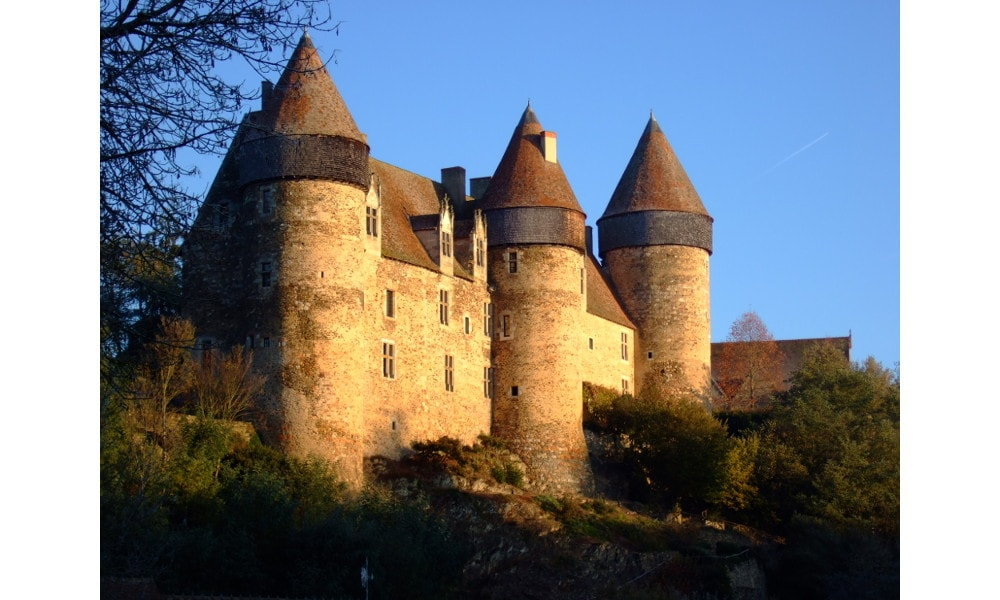 castle of culan