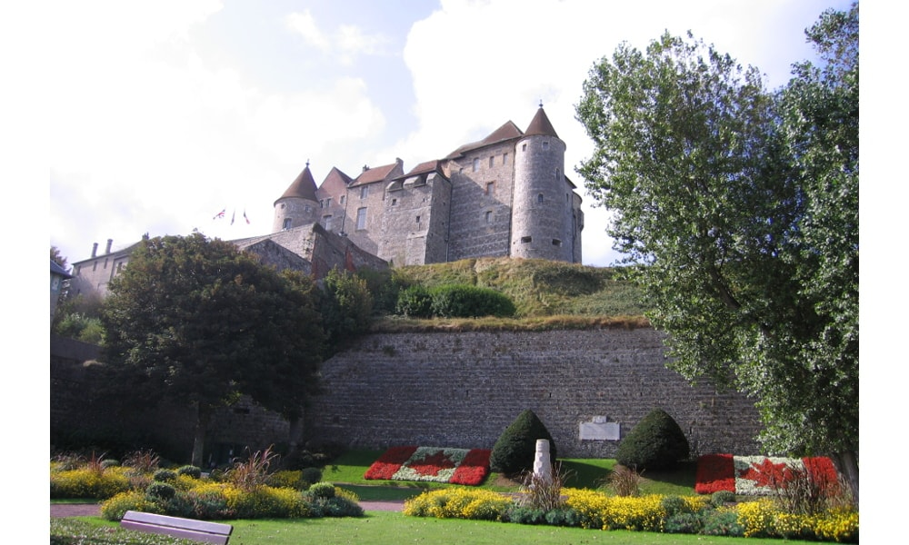 castle of dieppe
