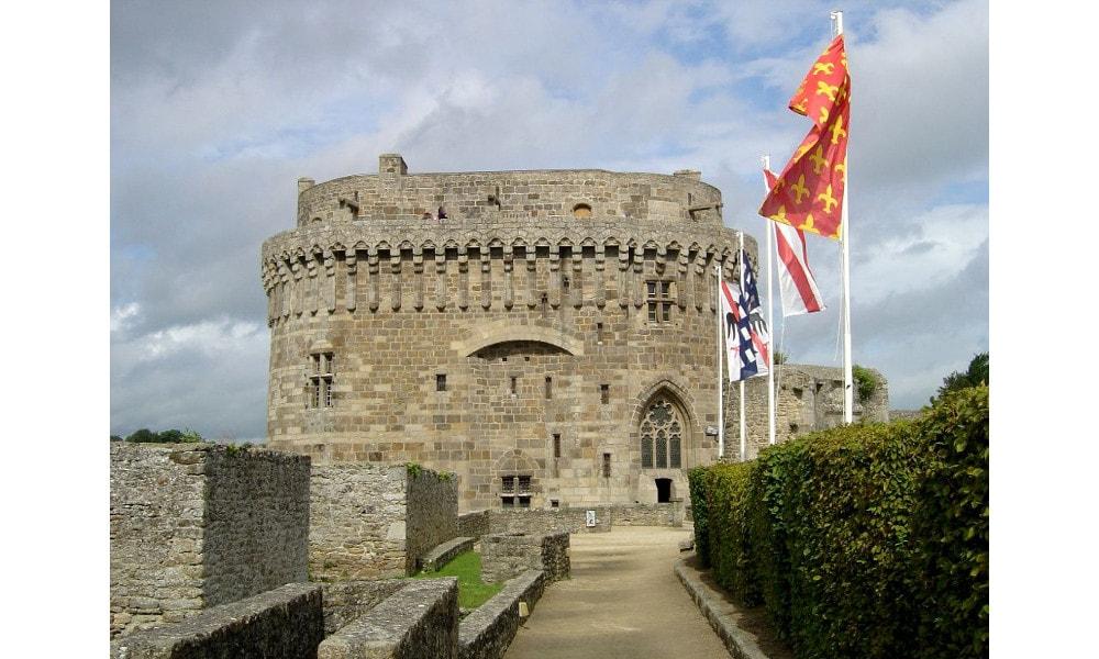 castle of dinan