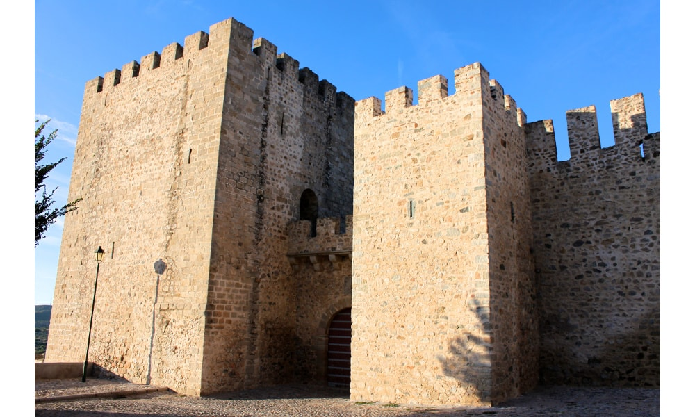 castle of elvas