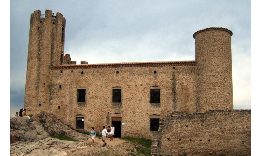 castle of essalois
