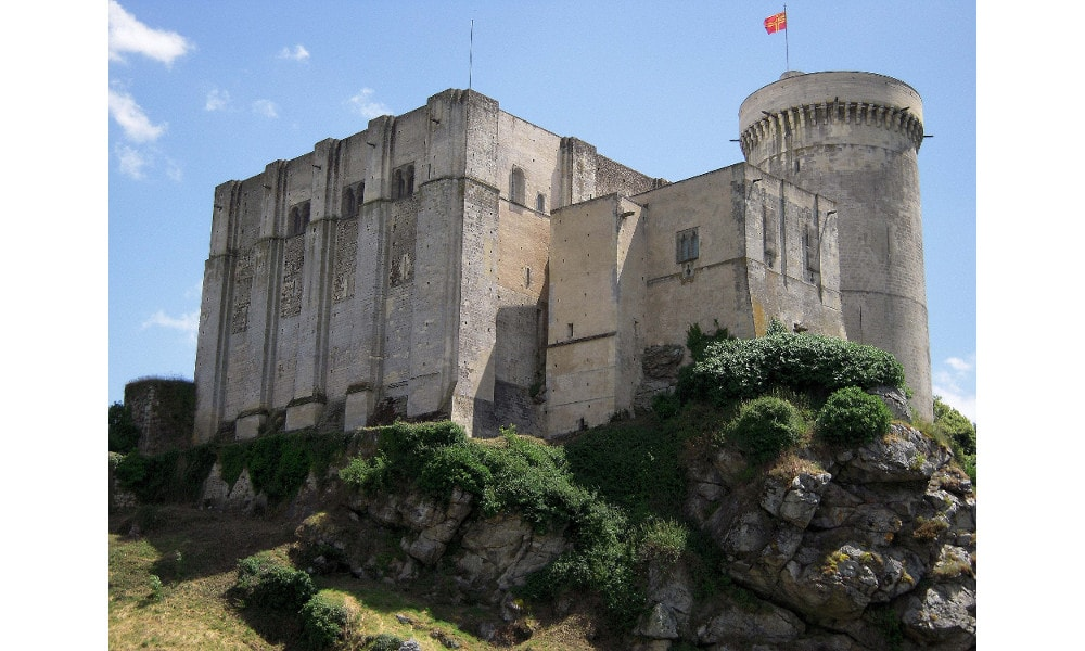 castle of falaise