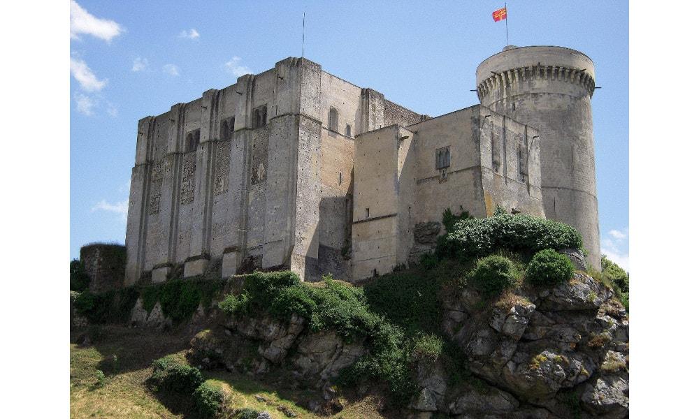 castle of falaise