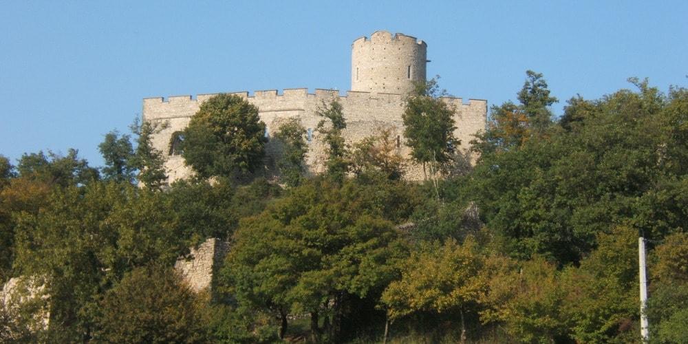 castle of fallavier