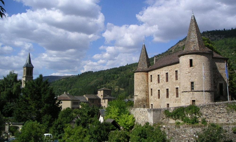 castle of florac