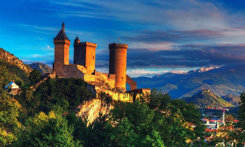 castle of foix