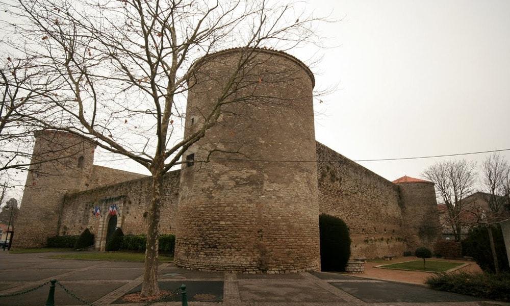 castle of gannat
