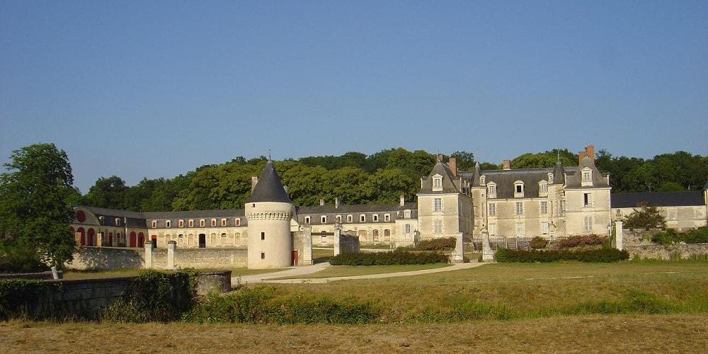 castle of gizeux