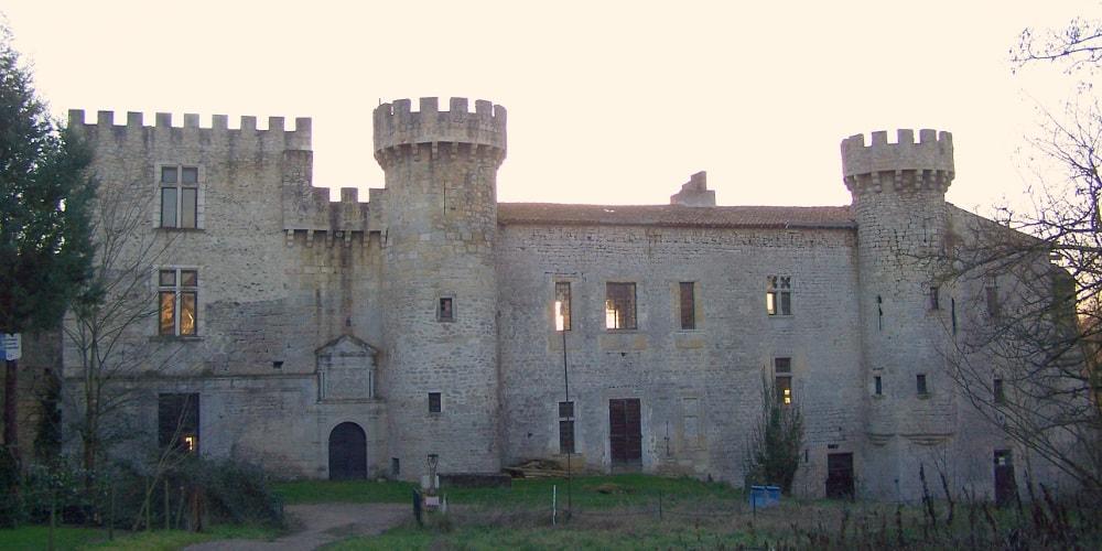castle of guilleragues