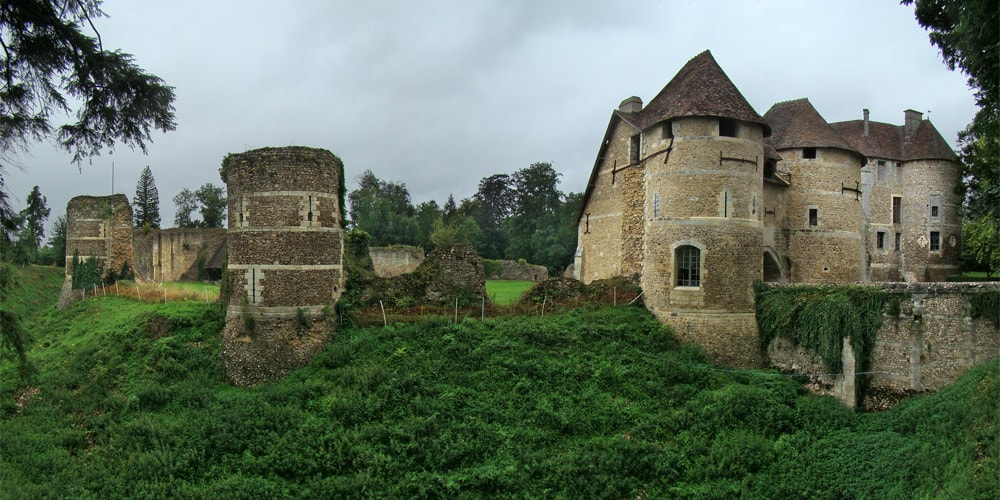 castle of harcourt